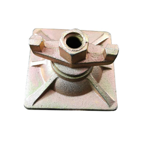 Casting Galvanize Scaffolding 110mm Wing Nut Coupler
