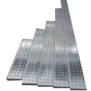 Scaffolding Galvanized HDG Walking Board Steel Plank