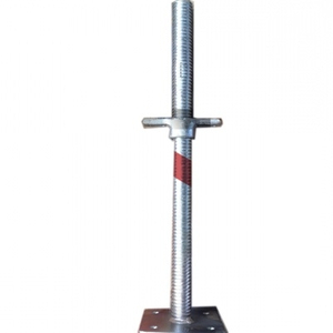 Scaffolding Adjustable Solid Screw Base Jack