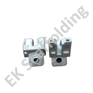 Scaffold Galvanized Ringlock Scaffolding System Brace Head End