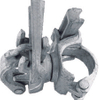 Holland Type Foreged Swivel Coupler