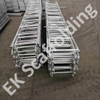 Galvanized Scaffolding Straight Steel Monkey Ladder with Hook