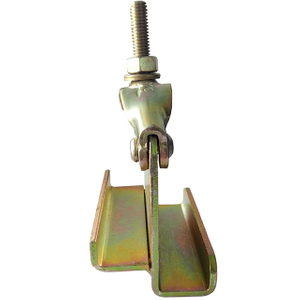 British Pressed Clamp Scaffolding Steel Board Coupler