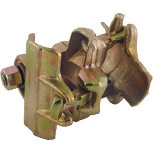 Italian Type Double Coupler