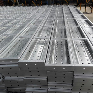 BS1139 Hot-Dip Galvanized Scaffolding Plank Walk Boards