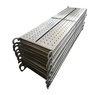Galvanized Scaffolding Hook Steel Plank for Construction