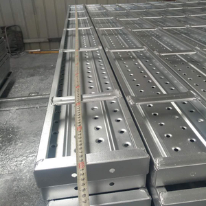 1.0mm Thickness BS1139 Galvanized Scaffolding Walk Board