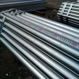 EN39 BS1139 GI Steel Pipe HDG Scaffolding Tube