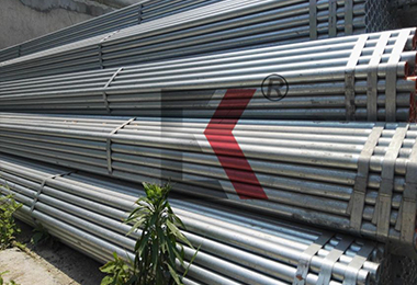 EK Steel Scaffolding Pipes