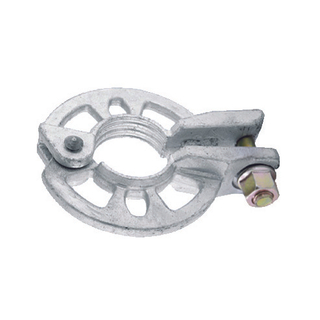 Ringlock System Drop Forged Round Ring Clamp Coupler