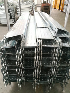 Electro-Galvanized Ringlock System Scaffolding Hook Plank