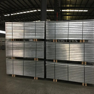 4M Scaffolding Galvanized Steel Planks for Buildings
