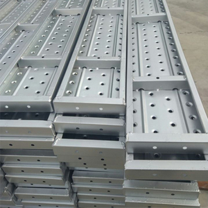 Galvanized Walk Boards Steel Scaffolding Planks Best Price for Sale