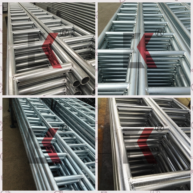 Scaffolding Building Materials Scaffold Aluminium Alu Straight Ladder Beam