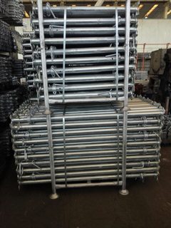 BS1139 Galvanized Scaffolding Steel Prop for Building